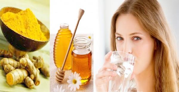 Chữa nhiệt miệng bằng mật ong cực đơn giản