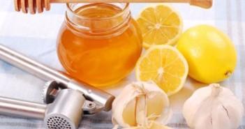 tỏi ngâm mật ong chữa ho