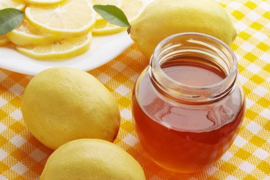 giảm cân với chanh và mật ong