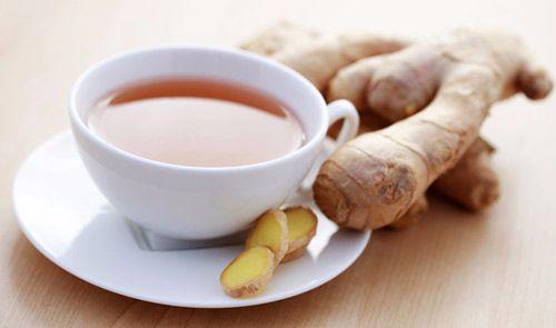 tác dụng của trà gừng mật ong