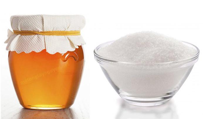 Dùng mật ong thay đường rất tốt cho sức khoẻ