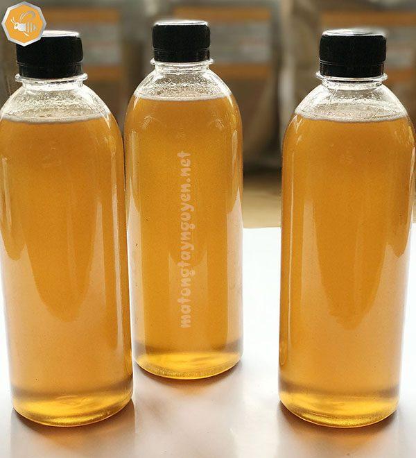 chai mật ong cà phê 500ml