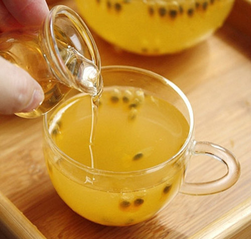 Nước chanh leo mật ong