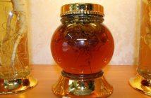 hũ đông trùng hạ thảo mật ong