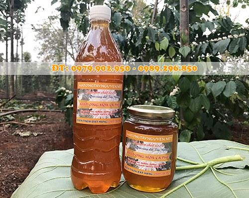 mật ong tây nguyên chất lượng cao